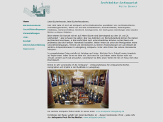 Architektur-Antiquariat Bewer